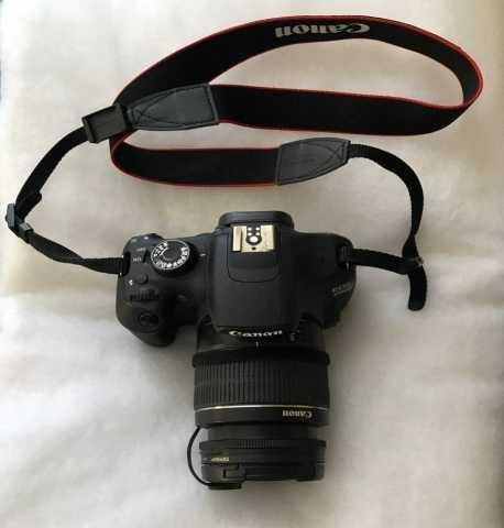 Продам: Canon eos 1200d