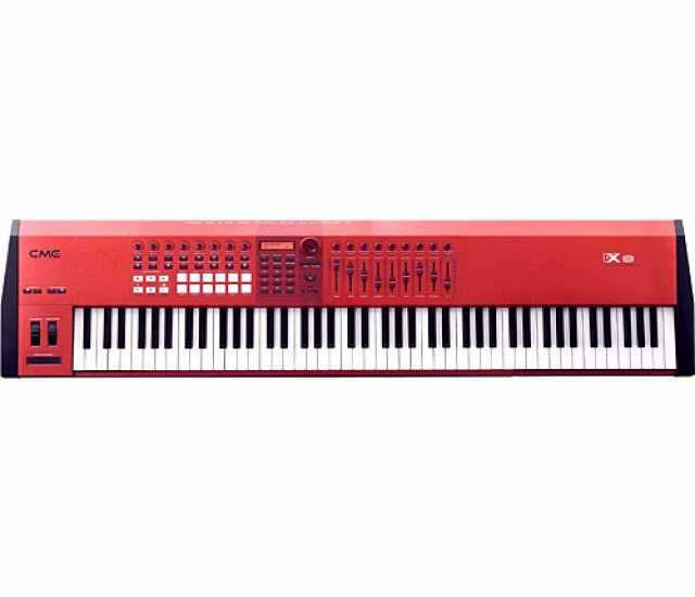 Продам: CME VX8 - 88-Key MIDI Keyboard Controlle