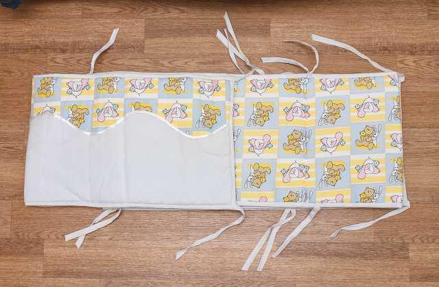 Продам: Бортики для детской кроватки