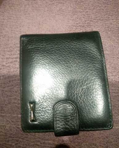 Продам: Кошелек бумажник мужской