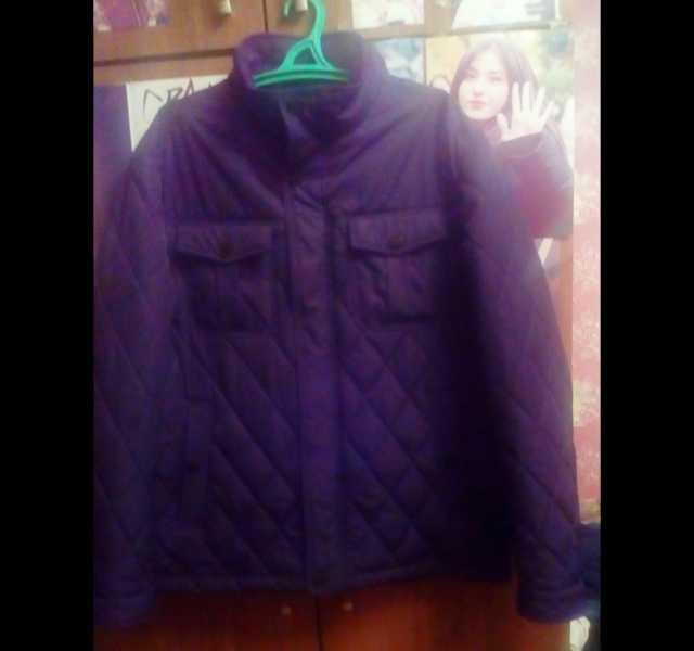 Продам: Продам куртку демисезонную мужскую