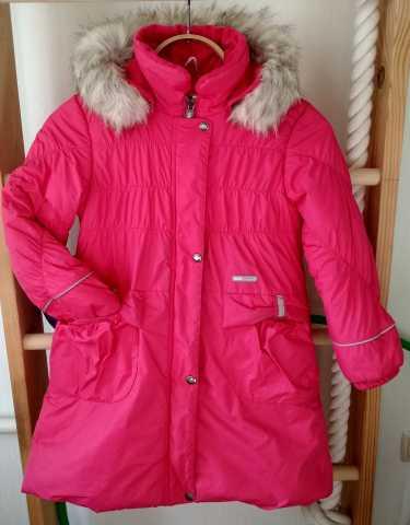 Продам: Зимнее пальто Lenne 128+6
