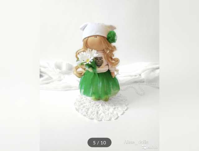 Продам: Кукла интерьерная