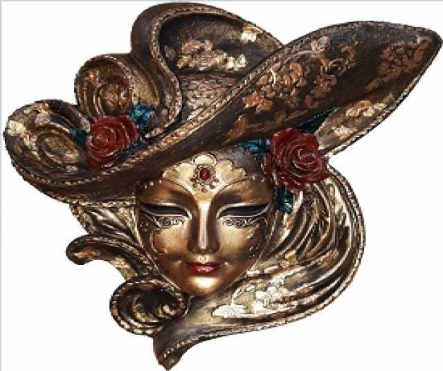 Продам: Венецианская маска Розы