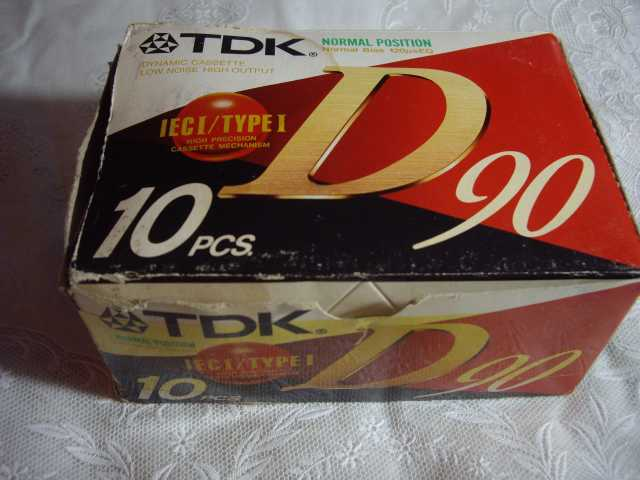 Продам: Аудиокассеты TDK Производство Япония