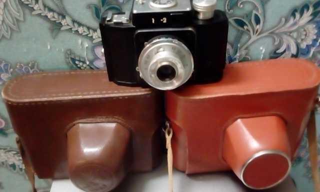 Продам: фотоапараты из СССР