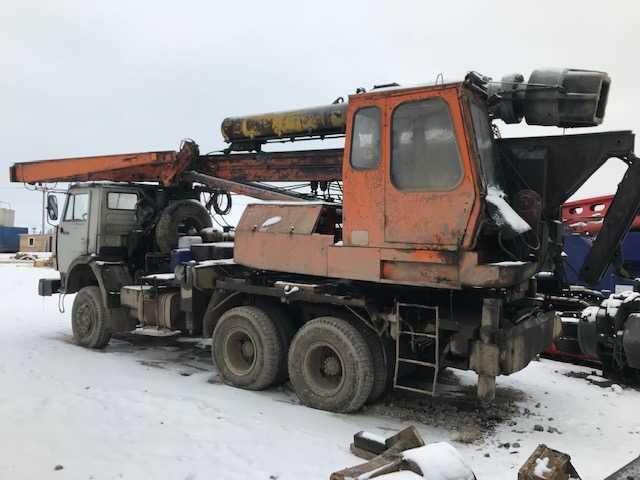 Продам: Установка сваебойная УГМК-12 на базе Кам