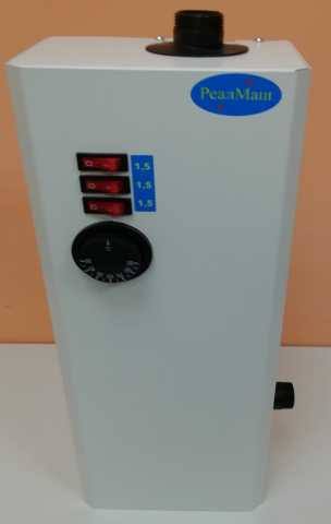 Продам: Электрокотел эвпм-4,5 новый