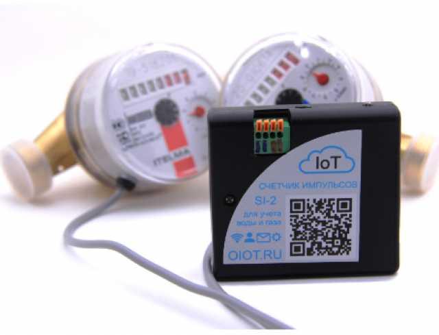 Продам: WIFI контроллер расхода воды