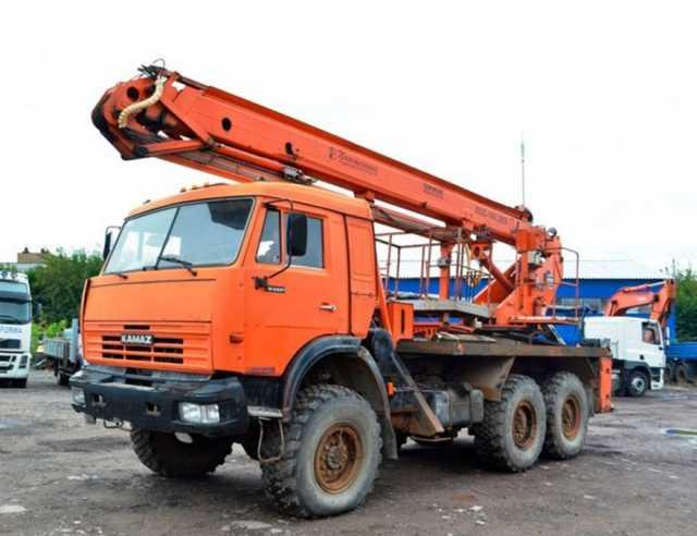 Продам: Автоподъемник АПТ-28 на базе КамАЗ-4311