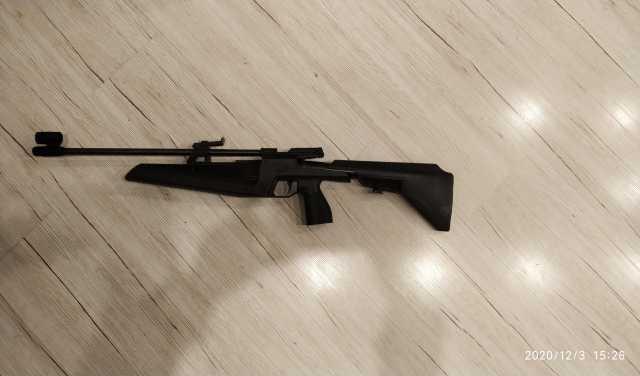 Продам: Пневматическая винтовка Baikal МР-60 (ИЖ