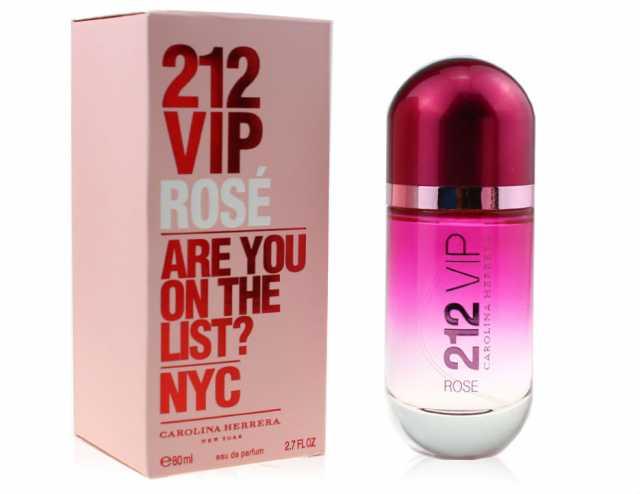 Продам: Carolina Herrera 212 Vip Rose 80 ml