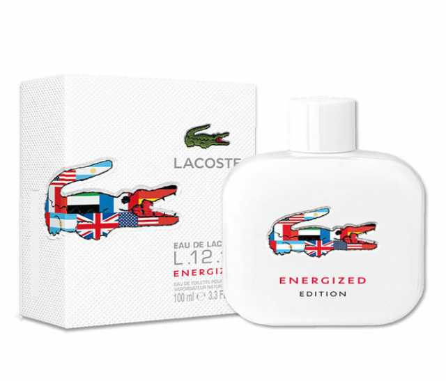 Продам: Lacoste Energized Edition 100 мл