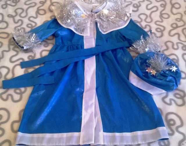 Продам: Новогодний костюм Снегурочки