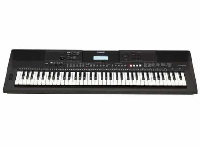Продам: Yamaha PSR-EW410 76 Note Keyboard