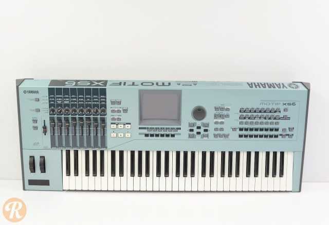 Продам: Yamaha Motif XS6 Music Workstation Synth
