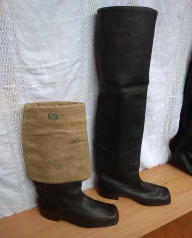 Продам: Сапоги болотные юфтевые 41 р-р