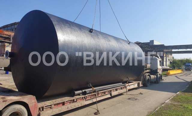 Продам: Резервуары РГС, РВС под заказ