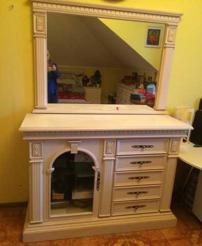 Продам: Спальный гарнитур «Верона» белого цвета