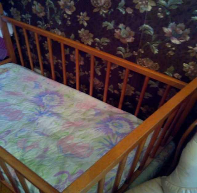 Продам: Кроватка детская с ортопед. матрасом