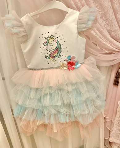 Продам: Платье детское Единорог