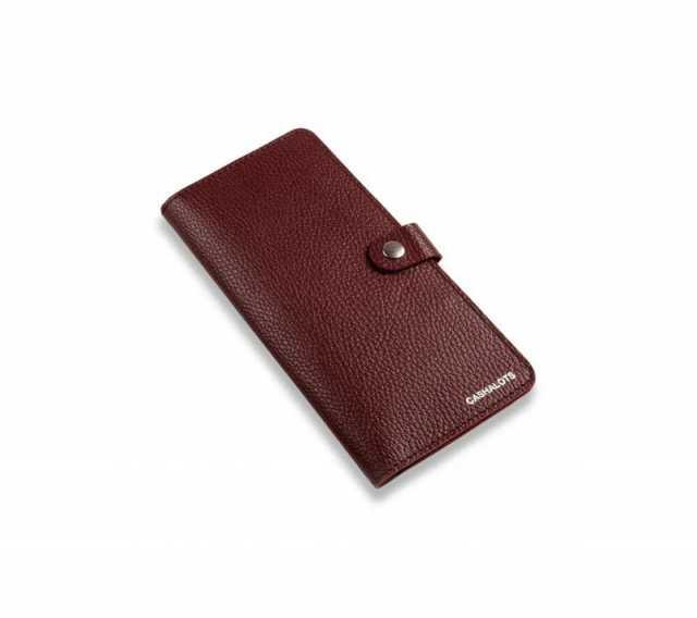Продам: Кожаный портмоне Longer, Флотер Бордо