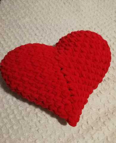 Продам: Подушка декоративная Сердце