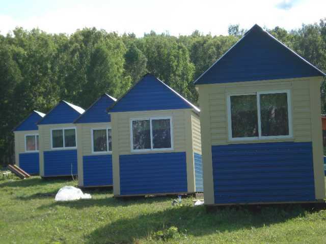 Продам: дом щитовой