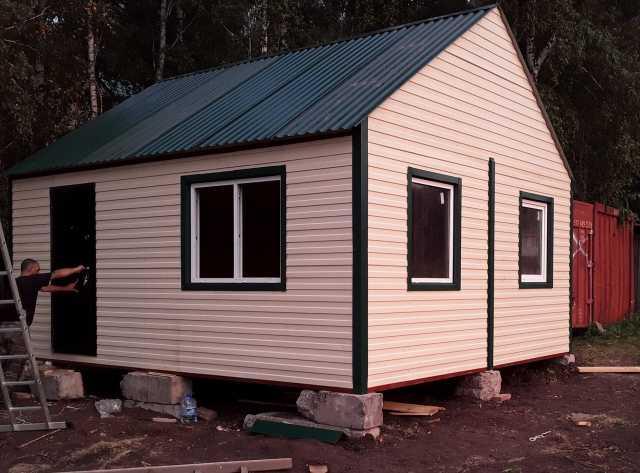 Продам: дом утепленный для дачи сада
