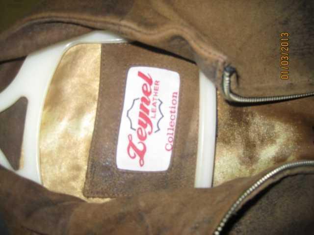 Продам: Куртка женская кожа