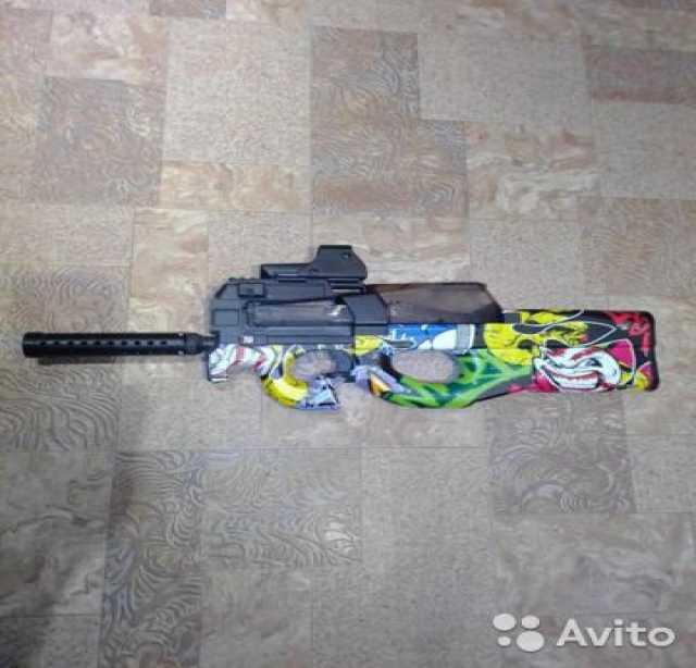 Продам: Ружье (пейнбол) cs90 граффити версия