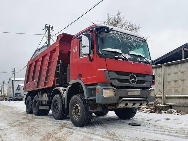 Продам: Самосвал Mercedes Actros 2641