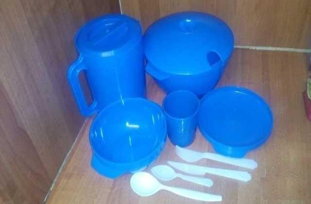 Продам: Пластмассовая посуда многоразовая