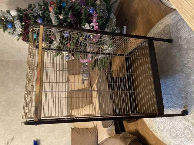 Продам: Клетка для птиц