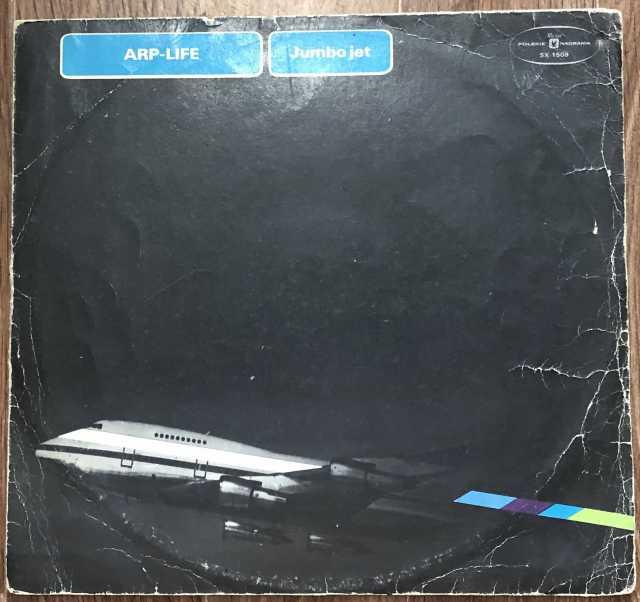 Продам: Arp-Life. Jumbo Jet винил