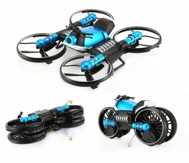 Продам: Мото-Квадрокоптер Fly Drive 2 в 1