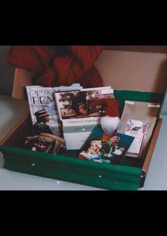 Продам: Книжные коробочки