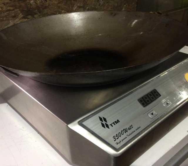 Продам: Индукционная плита WOK - Б.У