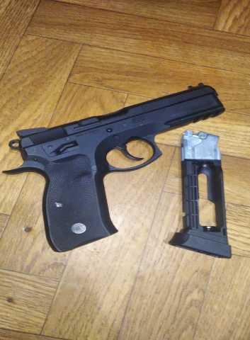 Продам: Пневматический пистолет CZ-75 (комплект)