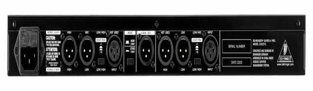Продам: BEHRINGER CX2310
