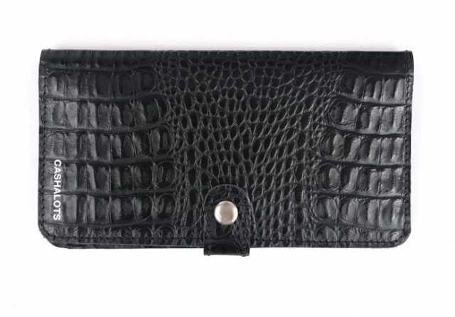 Продам: Кожаный кошелек Verona, Кайман Черный
