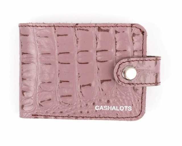 Продам: Кожаный кошелек Turin, Кайман Пыльная ро