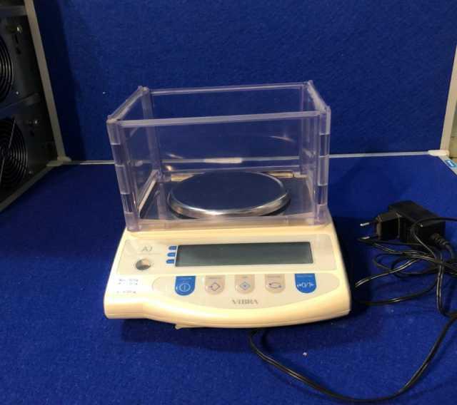 Продам: Весы лабораторные vibra ajh-620ce