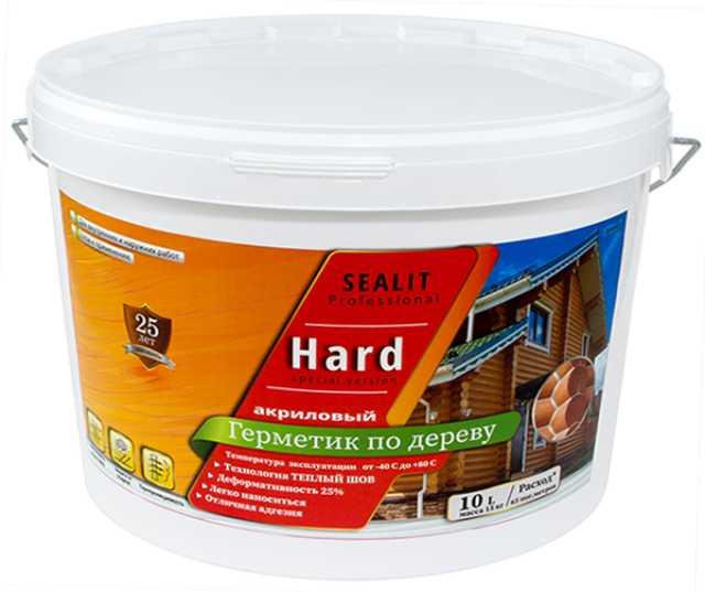 Продам: Герметик для дерева Sealit HARD