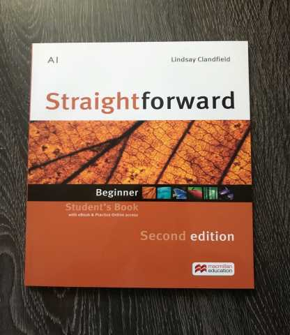 Продам: Straightforward Beginner