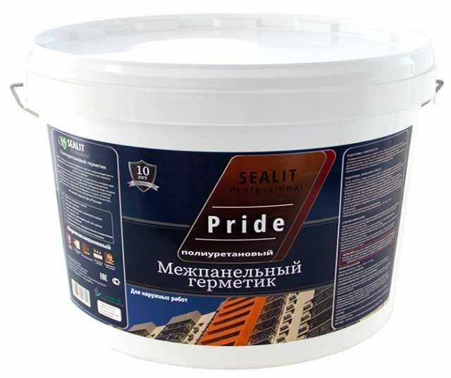 Продам: Герметик полиуретановый Sealit Pride