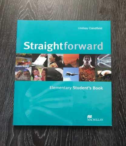 Продам: Straightforward Elementary