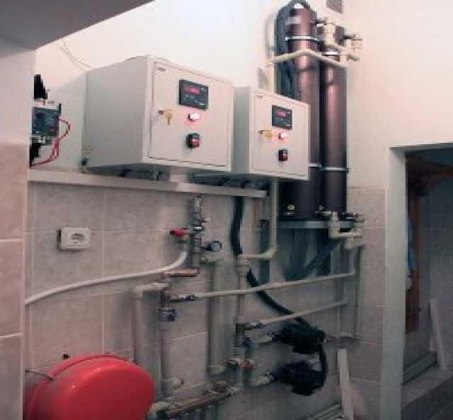 Продам: Индукционный котел ИКВ отопление