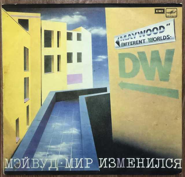Продам: Maywood - Different Worlds винил