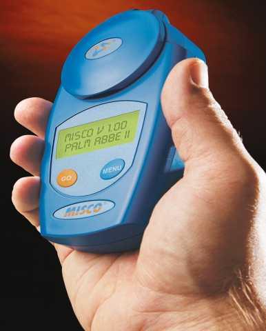 Продам: Рефрактометр тормозной жидкости MISCO Pa
